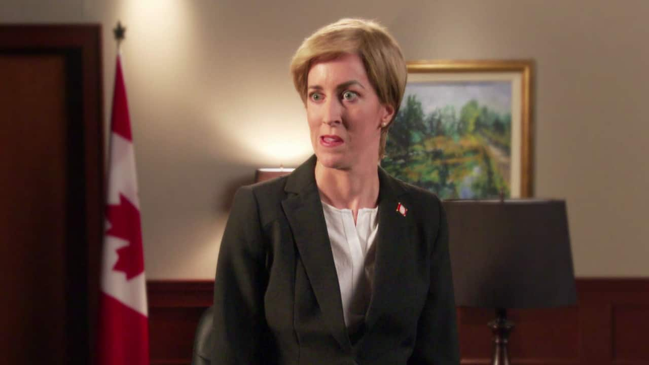 Exclusive: Kellie Leitch video outtakes