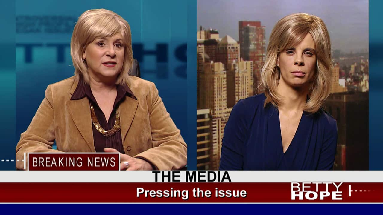 Is the media the enemy of the American people?