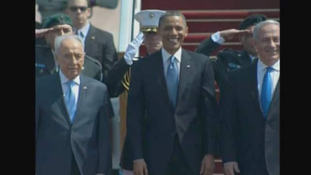 Grantham Obama Israel
