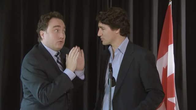 Justin Trudeau Montreal