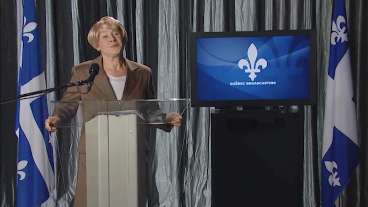 Marois Quebec