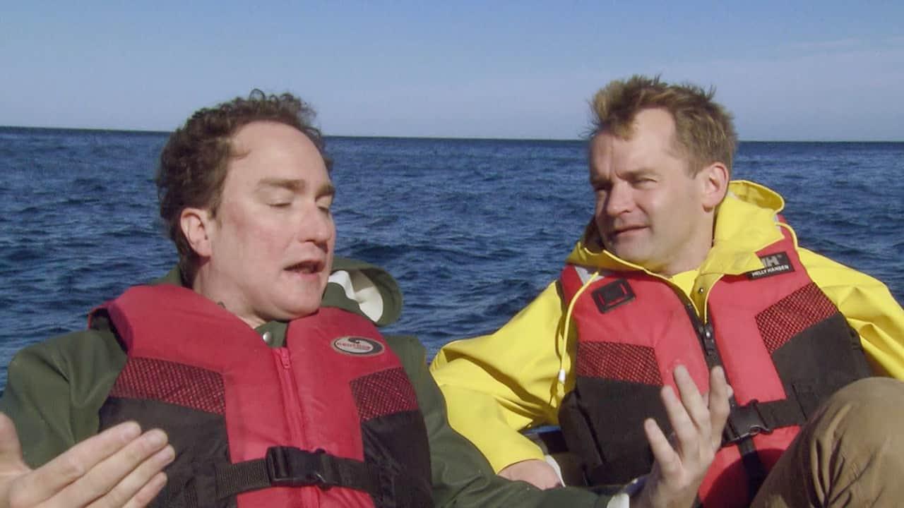 Cod Fishing with Seamus O'Regan
