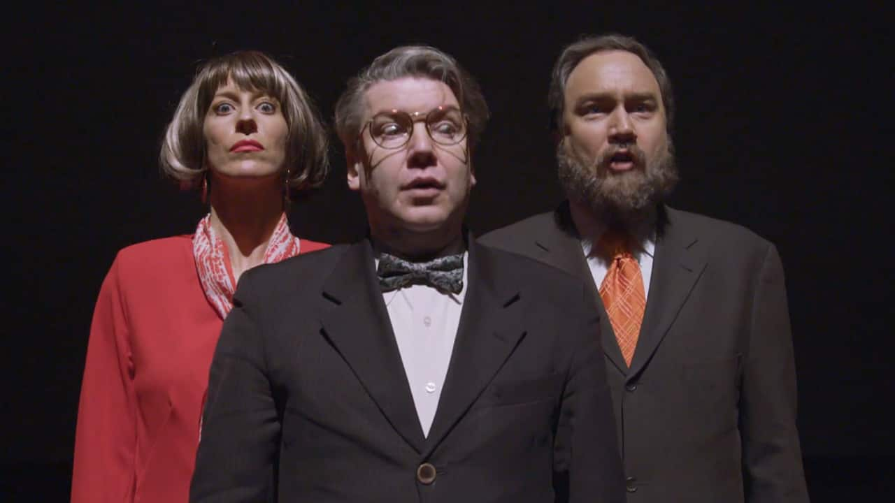 Mulcair: The Musical