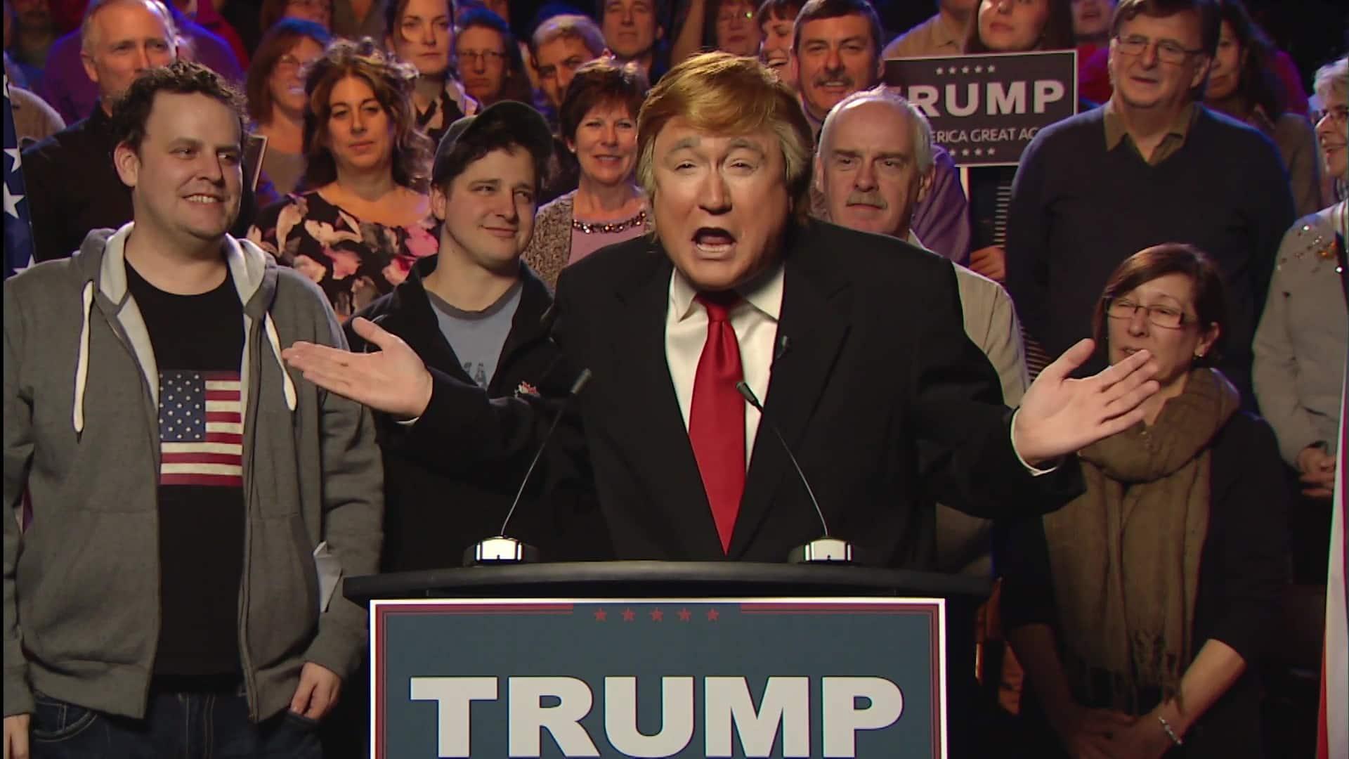Trump on Canada