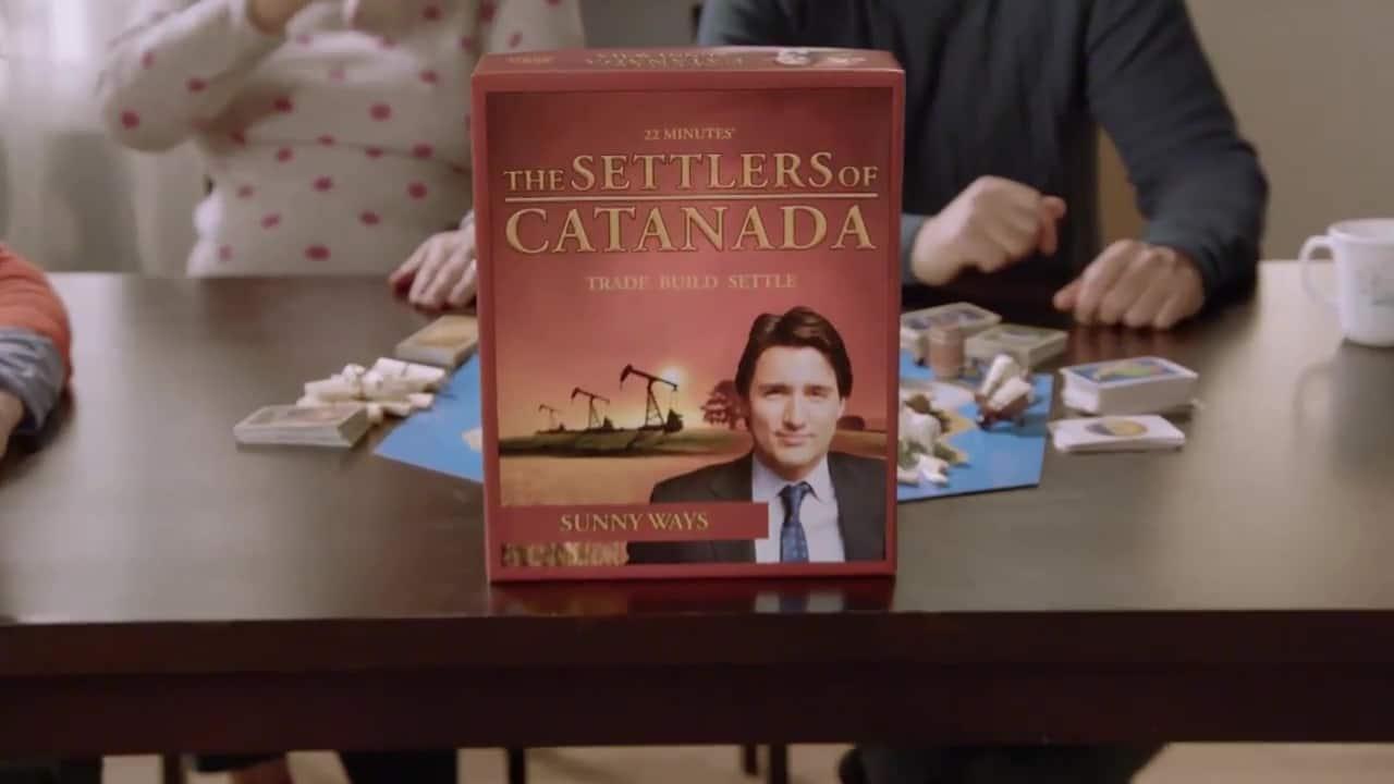 Settlers of Catanada: Sunny Ways Edition