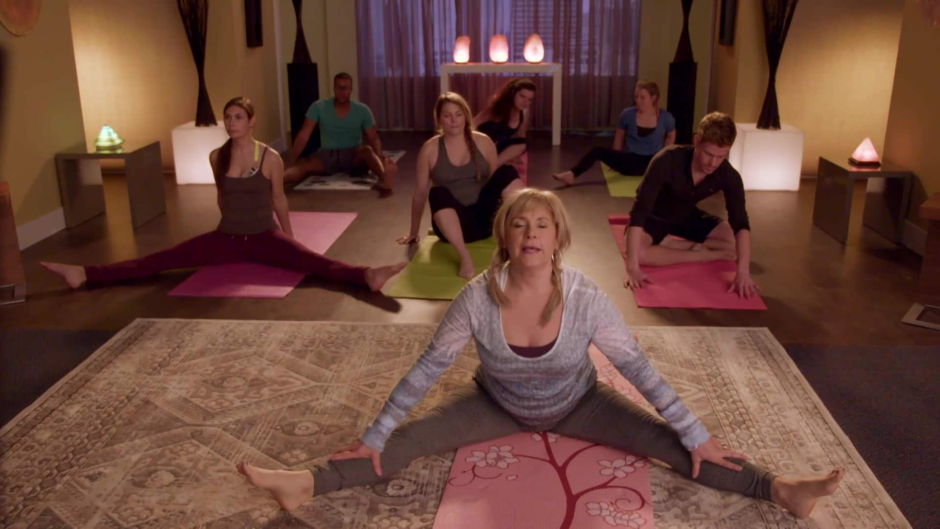Angry Yoga: Men and Facebook