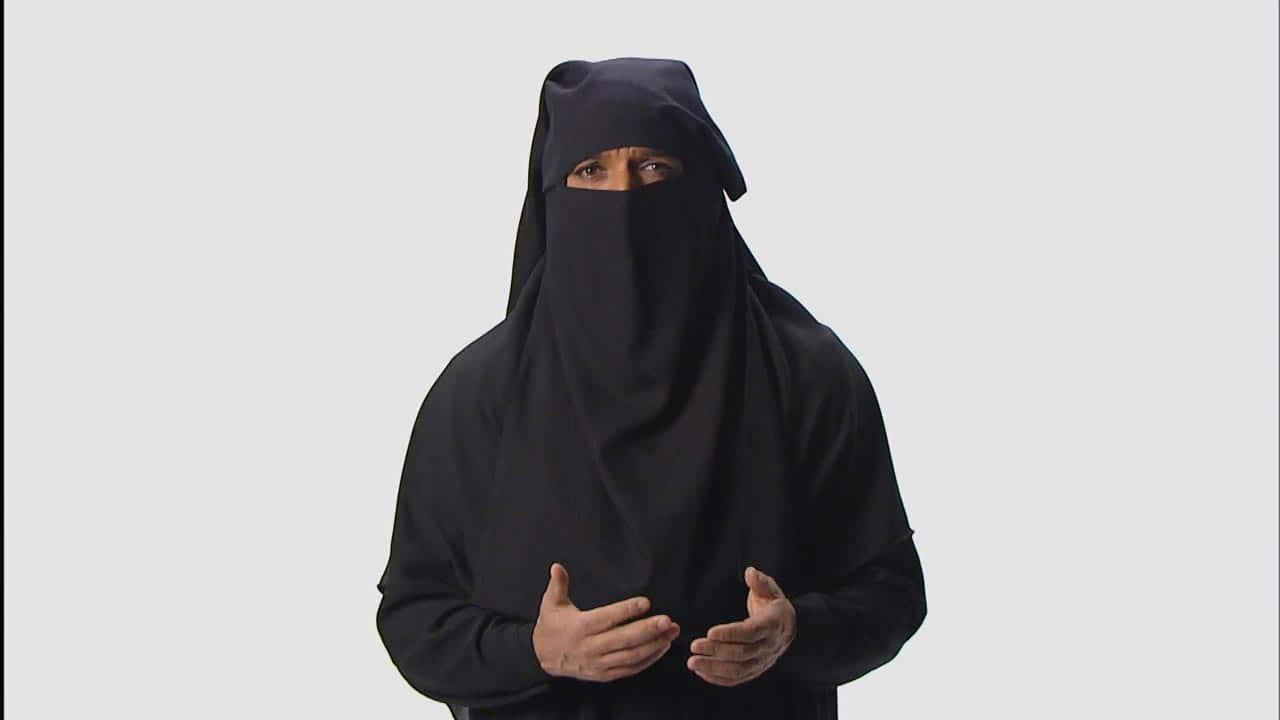 Web Exclusive: Niqab