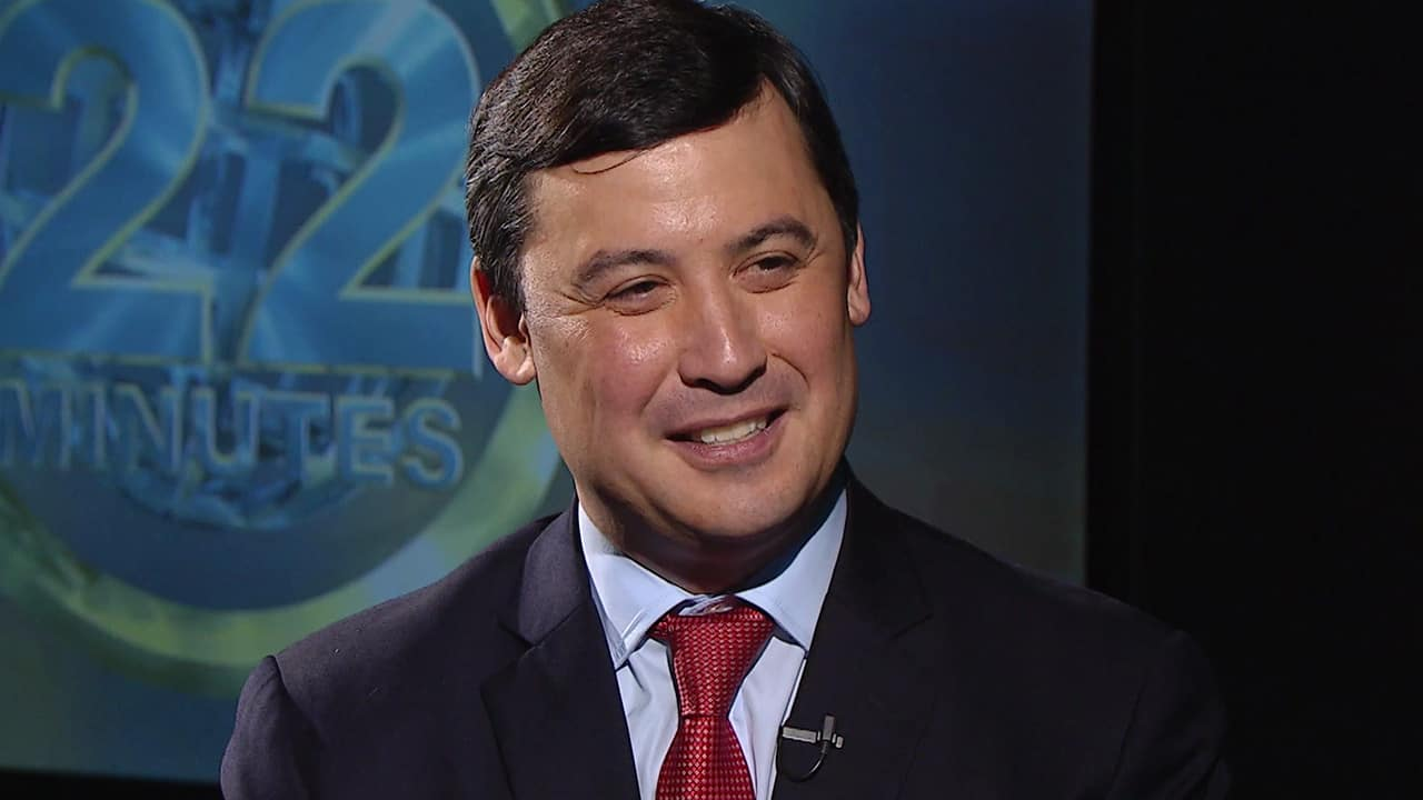 Is Michael Chong the most Canadian candidate ever?