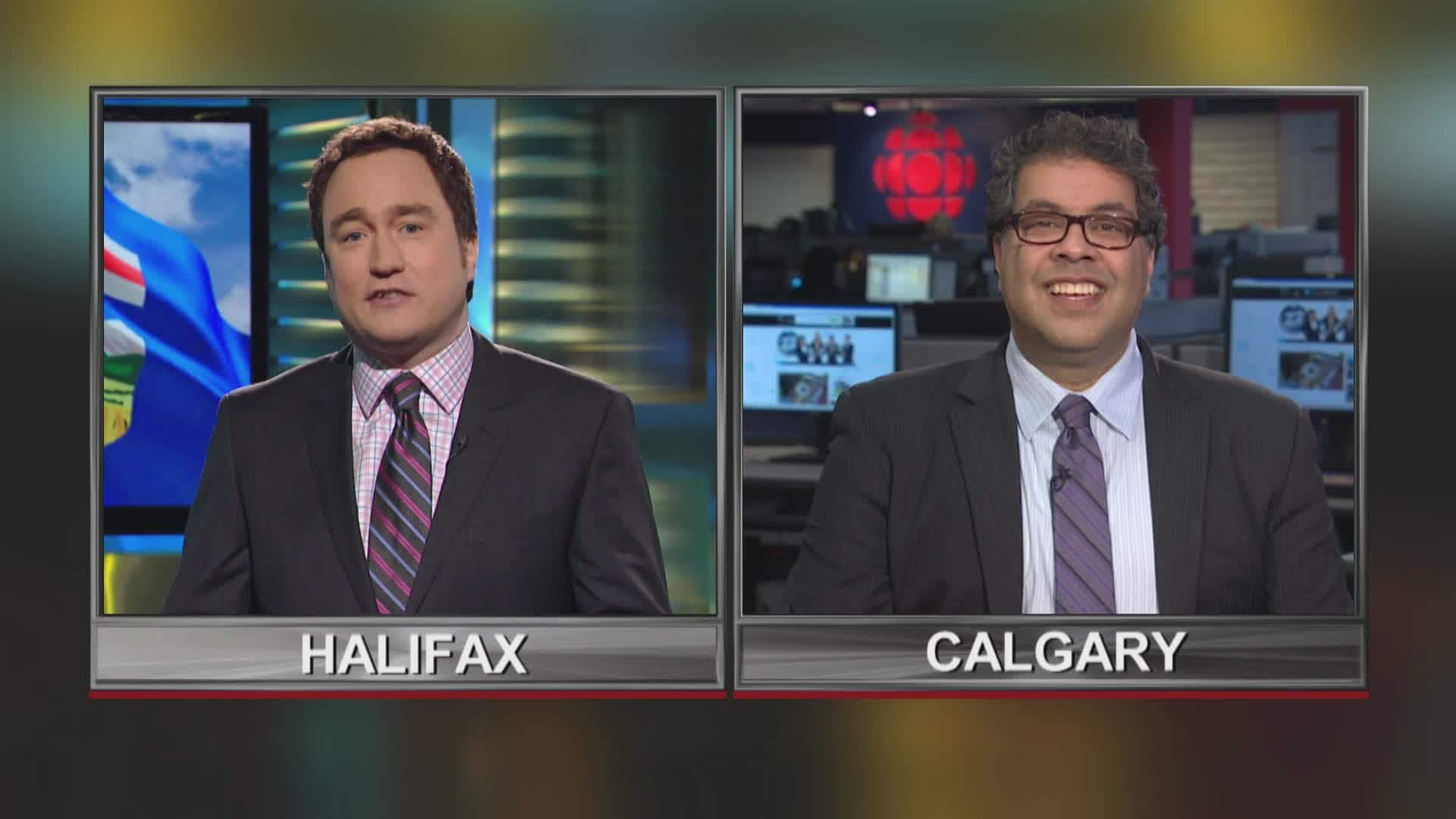 Satellite Interview with Naheed Nenshi