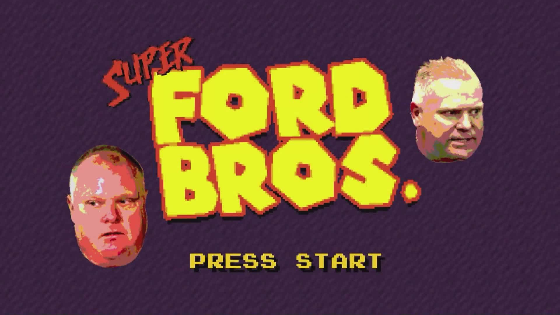 Super Ford Bros.