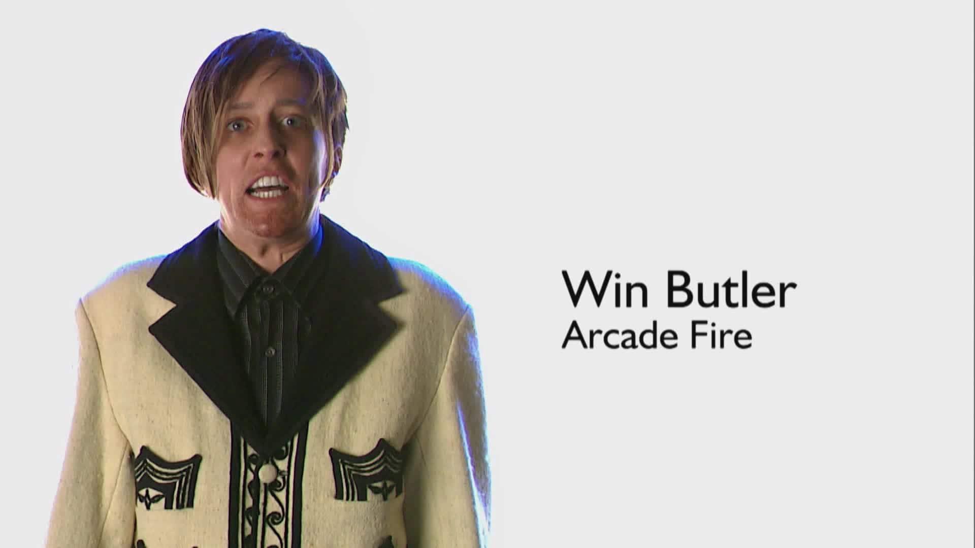 Arcade Fire PSA