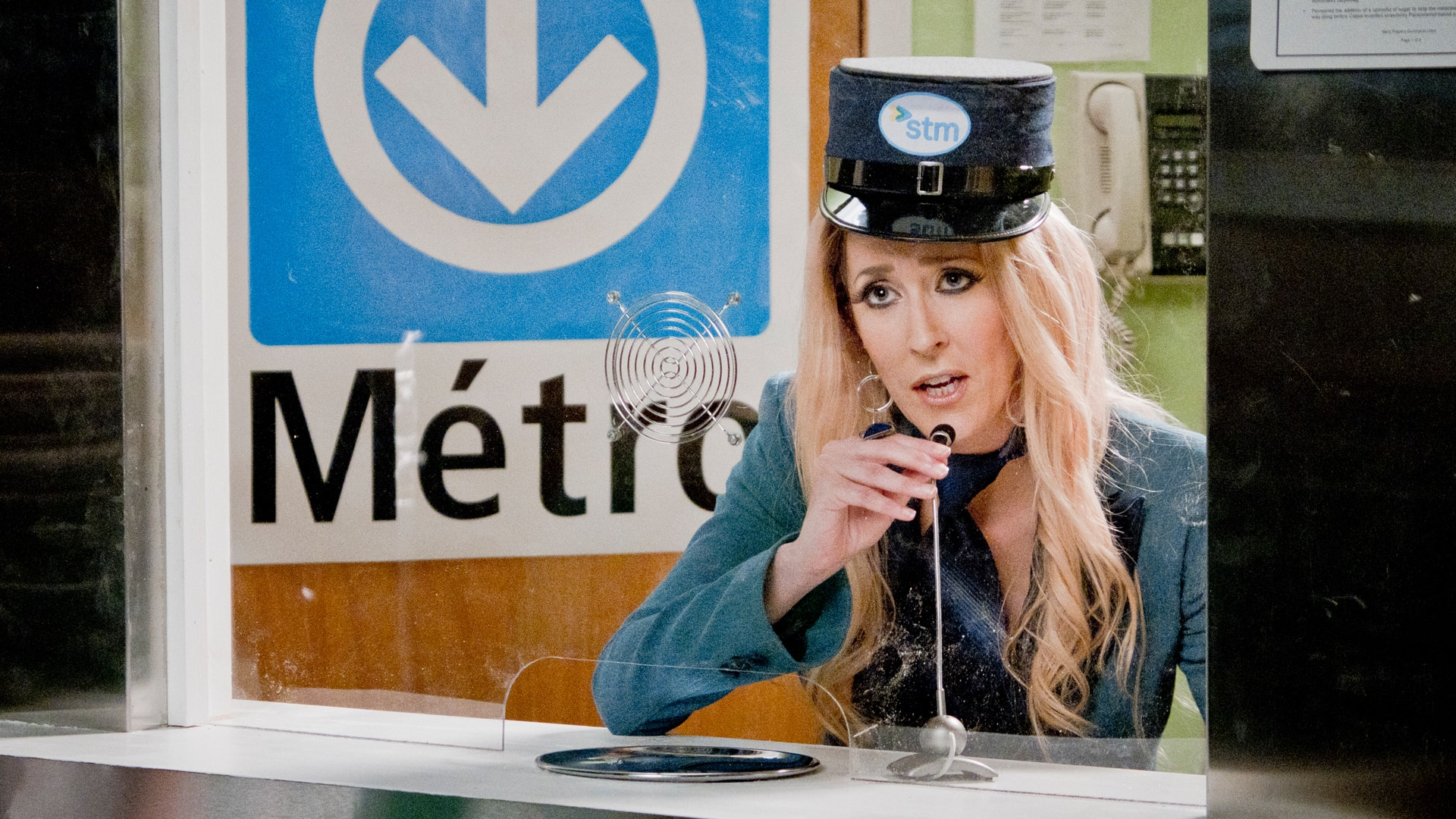 The Voice of Montreal Transit