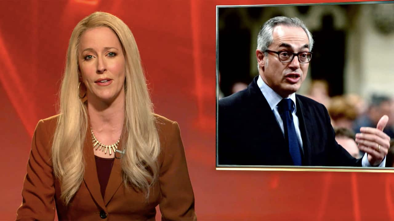 Tony Clement Nude Photo Scandal