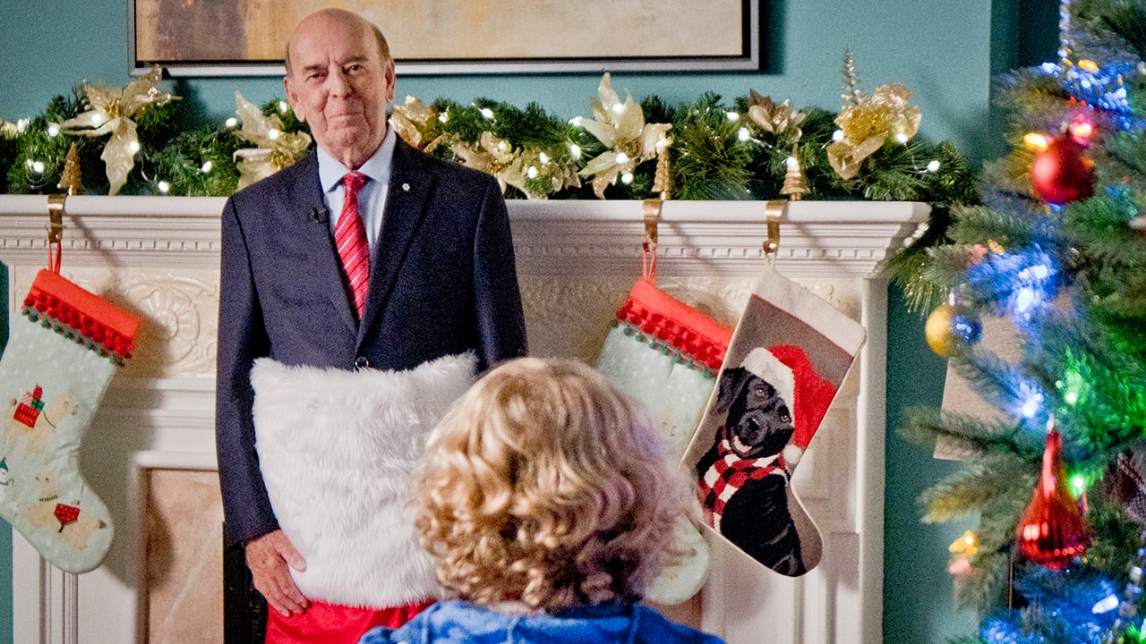Bob Cole in your stocking