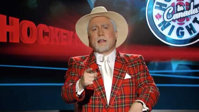 Don Cherry's Lockout Rant