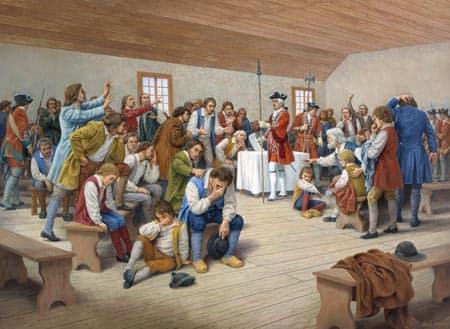 History ISU-The Acadians on emaze