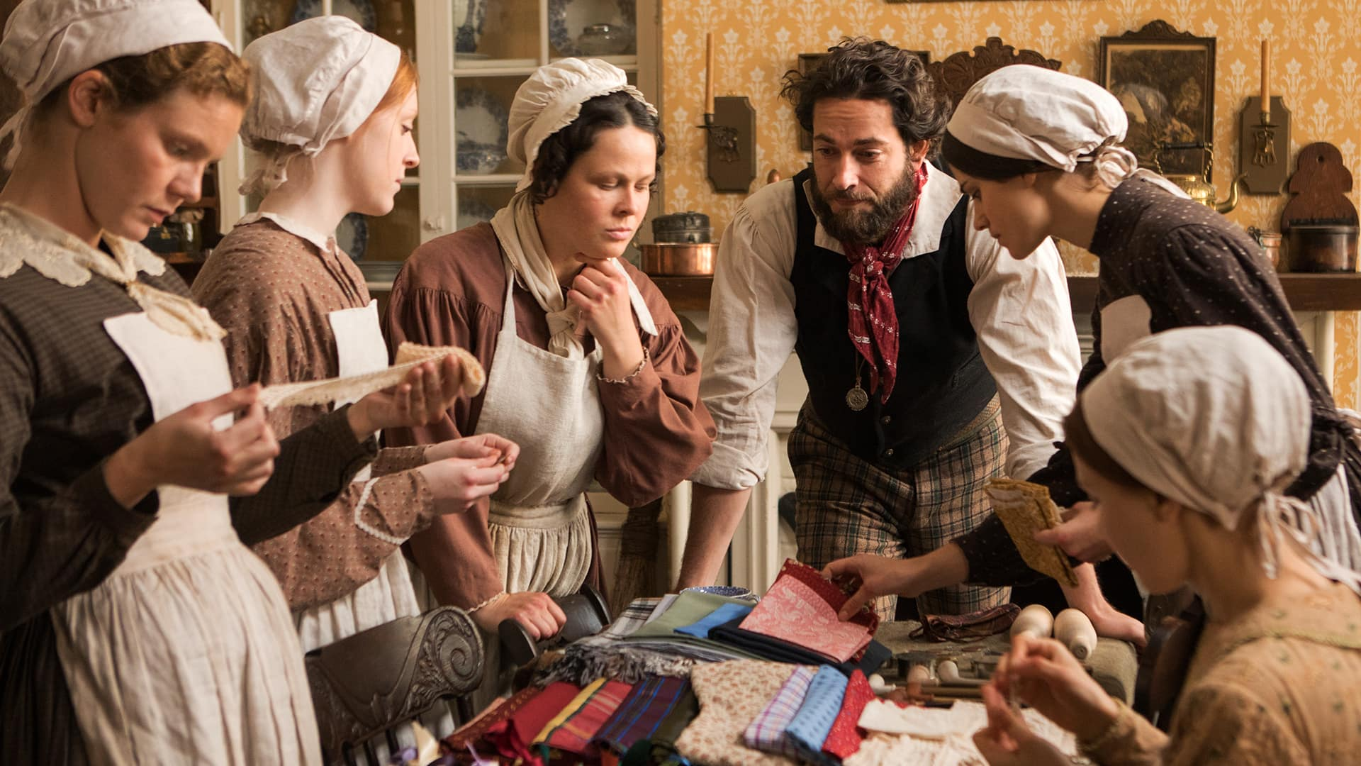 alias grace 2 Review: netflix's 'alias grace' is a harrowing and masterful mystery netflix's 'alias grace' miniseries, based on the margaret atwood novel, is a riveting and mystic mystery.