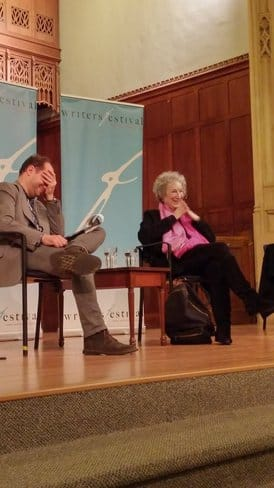 Welcome to Margaret Atwood's Website!