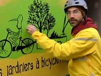 Ian Goodman Bicycle Garden.JPG