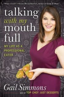 Gail Simmons book.JPG