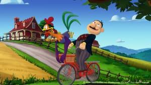 Maire et coq à vélo.jpg