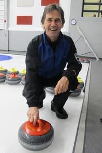 Rene Fugere at Grand-Mere curling rink.JPG