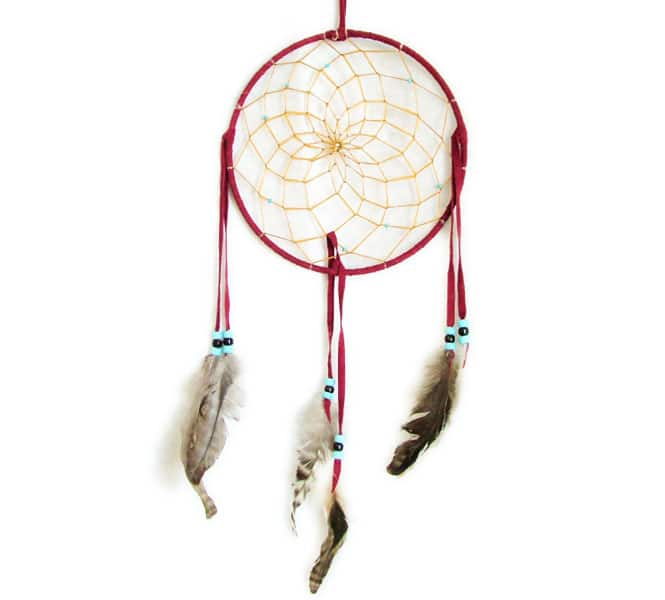 Dream Catchers Wiki dreamcatcherdarkredjpg 2