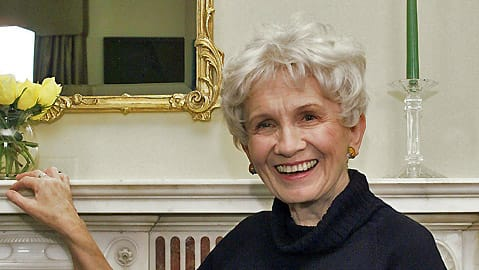 The Lives Of Alice Munro Cbc Archives
