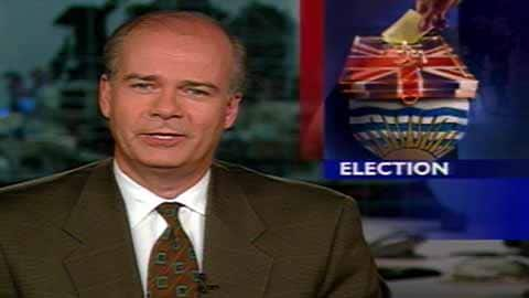 How the West is Won: B.C. Elections, 1952-2005