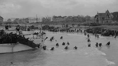D-Day: Canadians Target Juno Beach