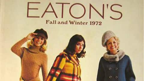 Eaton's: A Canadian Institution