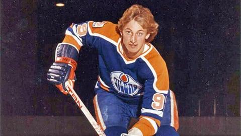 The Great Wayne Gretzky