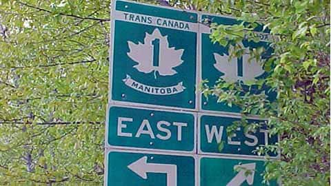 Trans-Canada Highway: Bridging the Distance