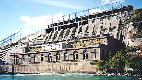 information of hydroelectricity