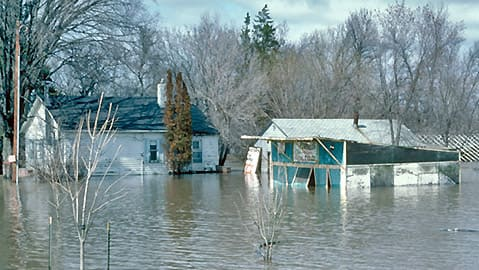 Red River Rising: Manitoba Floods