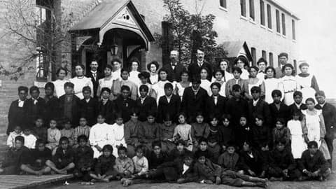 A Lost Heritage: Canada's Residential Schools