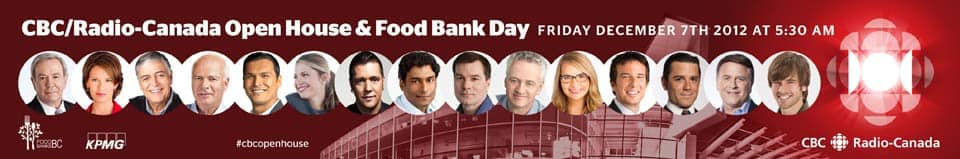 CBC Open House & Food Bank Day