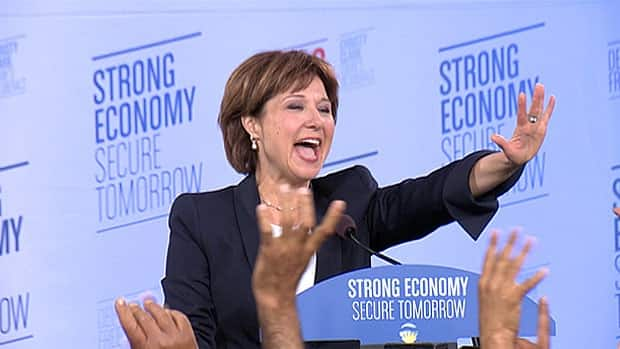 Christy Clark's surprise win confounds pollsters