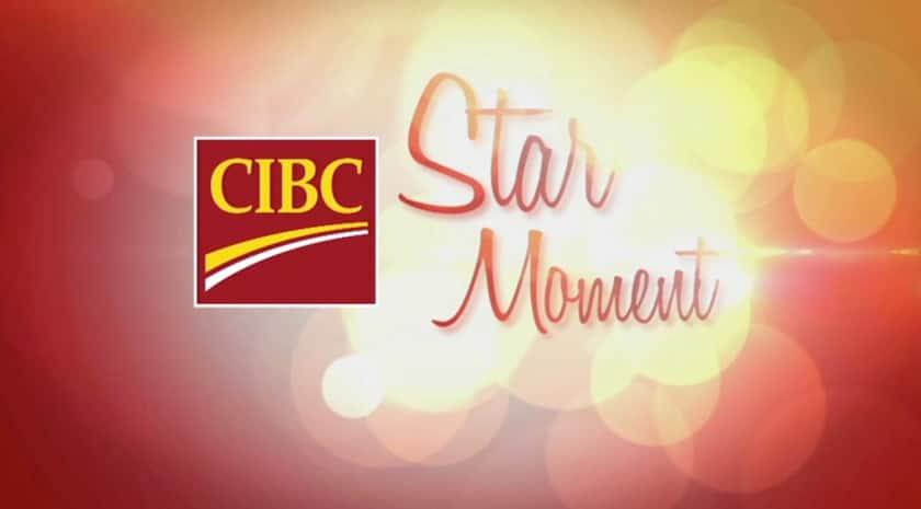 CIBC Star Moment - Day 9