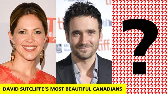 Who's Really Canada's Most Beautiful? CBC Stars Share Their Picks