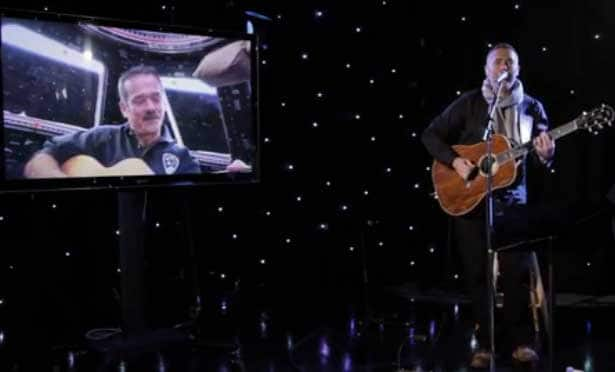 Want to Sing with Chris Hadfield this Canada Day? Here's How!