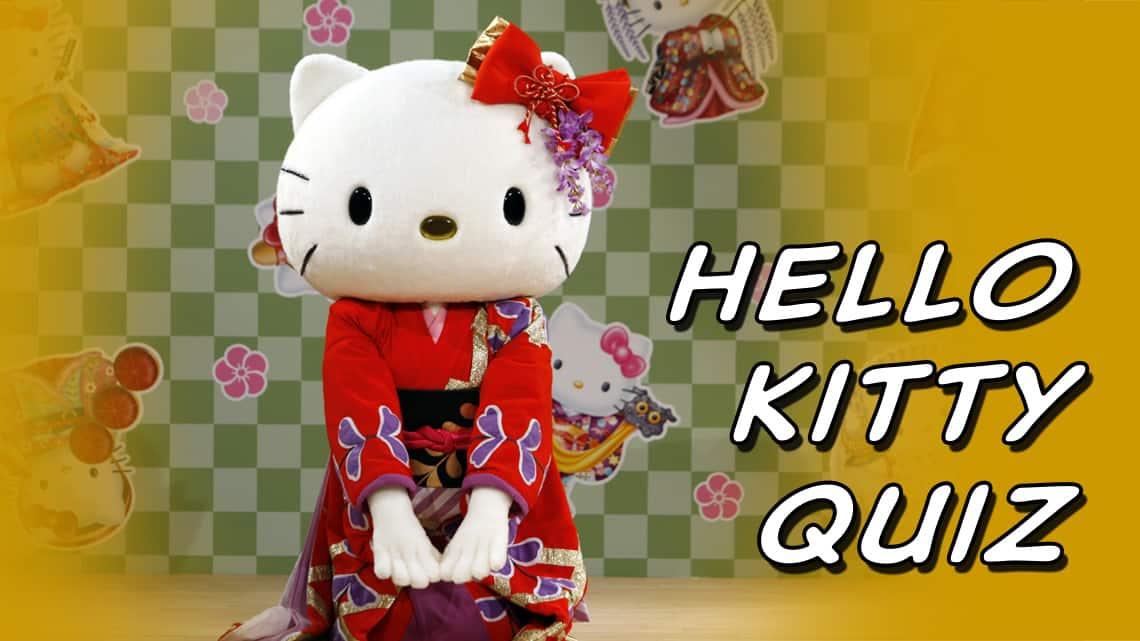 Hello Kitty Quiz