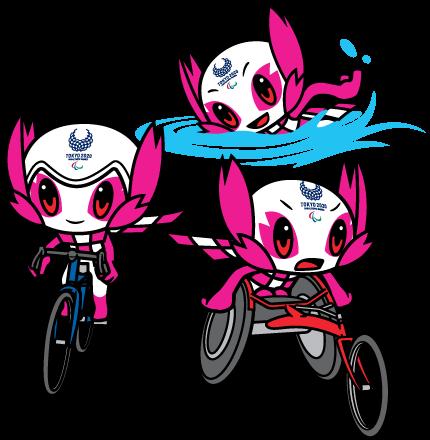 Para Triathlon pictogram