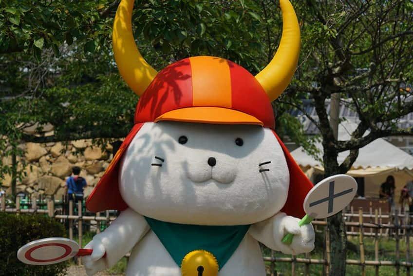 Hikonyan the mascot
