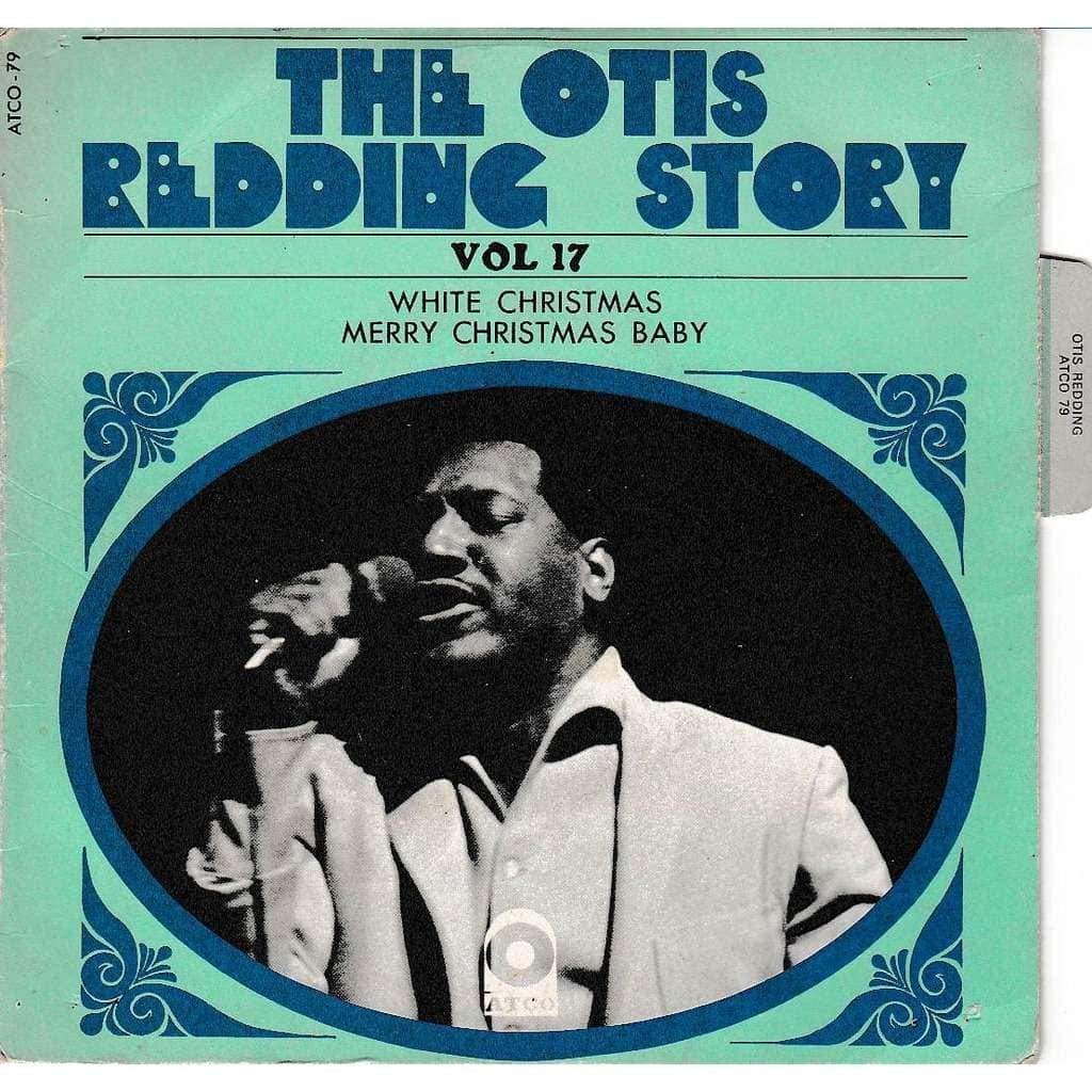 otis redding white christmasjpg - Otis Redding Christmas