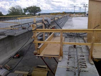 New Highway 30 bridge in Salaberry-de-Valleyfield