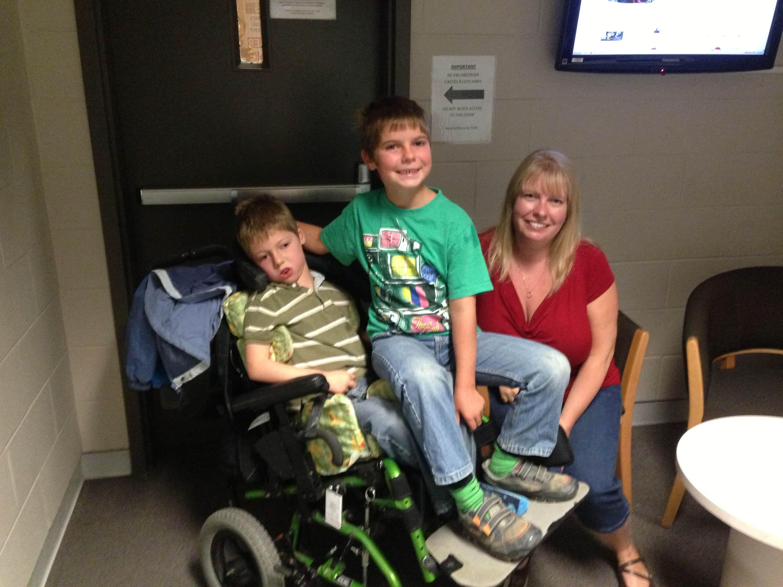 Access denied for boy in wheelchair 11251b6e70a