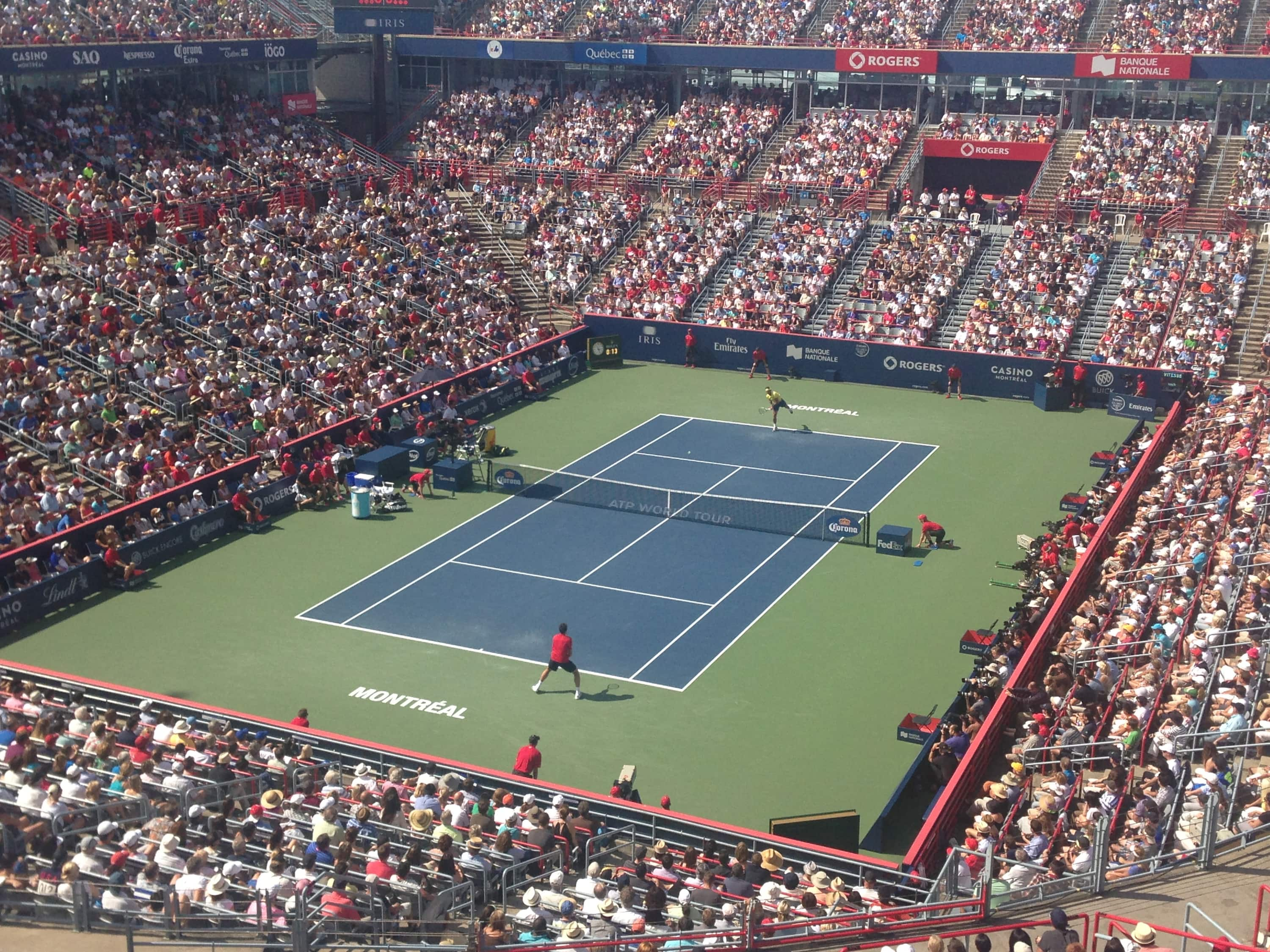 Tennis Montreal Finale