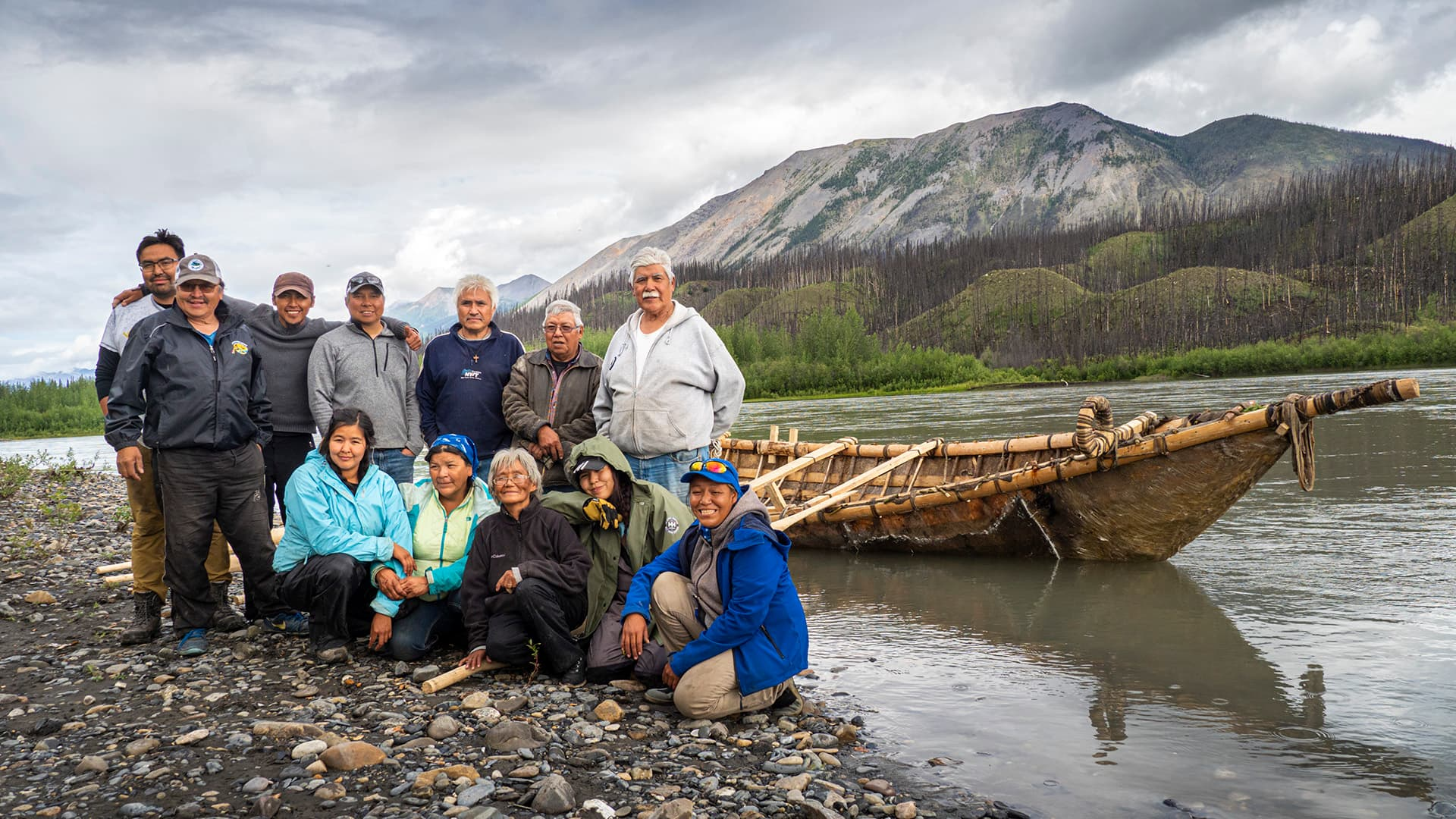 Nahanni: River of Forgiveness