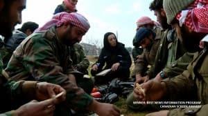 Syria: Behind Rebel Lines